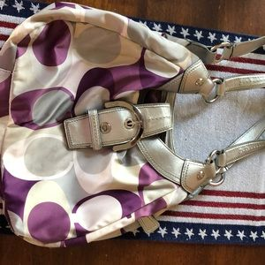 Coach Purse- gently used